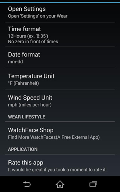 V05 WatchFace for Moto 360 screenshot 10