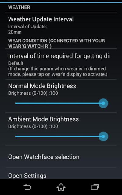 V05 WatchFace for Moto 360 screenshot 14