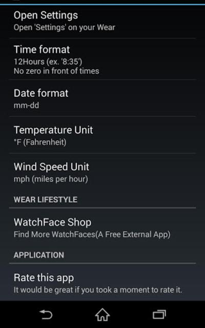 V05 WatchFace for Moto 360 screenshot 15
