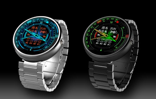 V20 Watch Face for Moto 360 screenshot 6