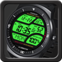 Icon for A41 WatchFace for Android Wear Smart Watch
