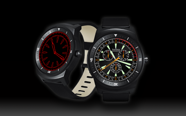 A42 WatchFace for Android Wear screenshot 11