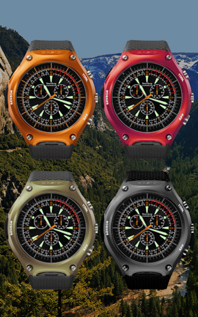 A42 WatchFace for Android Wear screenshot 4