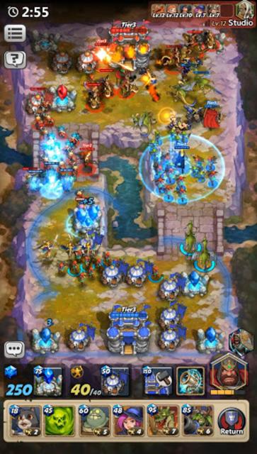 Castle Burn - RTS Revolution screenshot 6