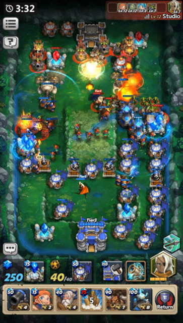 Castle Burn - RTS Revolution screenshot 7