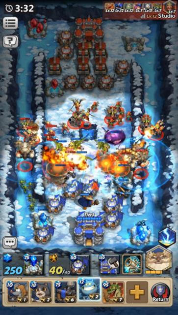 Castle Burn - RTS Revolution screenshot 8
