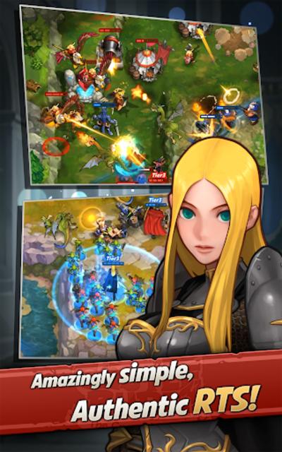 Castle Burn - RTS Revolution screenshot 10
