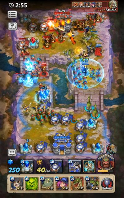Castle Burn - RTS Revolution screenshot 14
