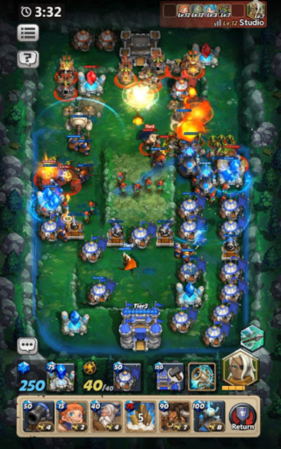 Castle Burn - RTS Revolution screenshot 15