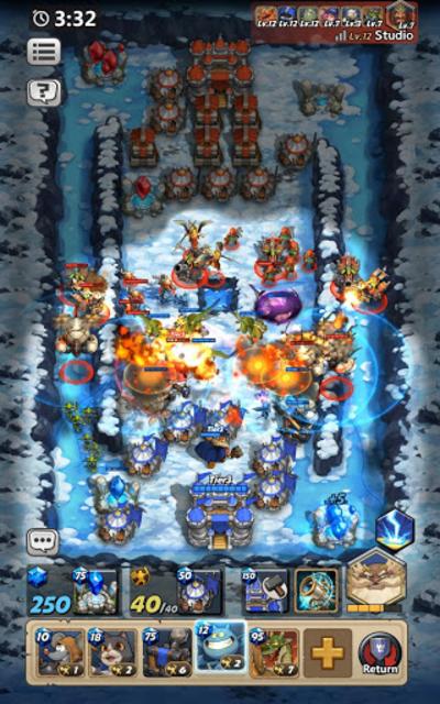 Castle Burn - RTS Revolution screenshot 16