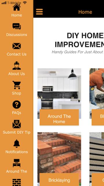 DIY Home Improvements screenshot 2