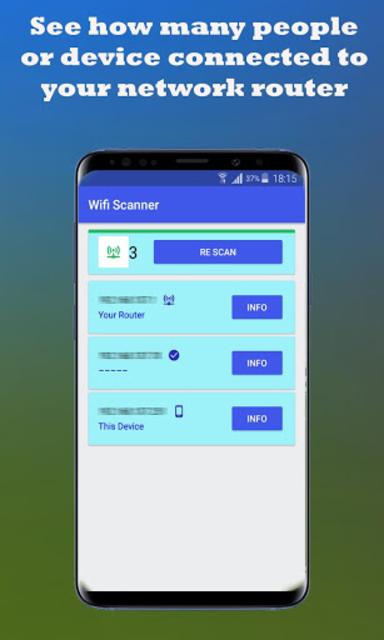 WiFi Connect TESTER WPA WPS screenshot 2