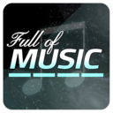 Icon for Full of Music 1 ( MP3 Rhythm Game )