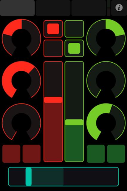 TouchOSC screenshot 1