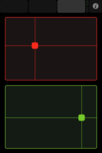 TouchOSC screenshot 3