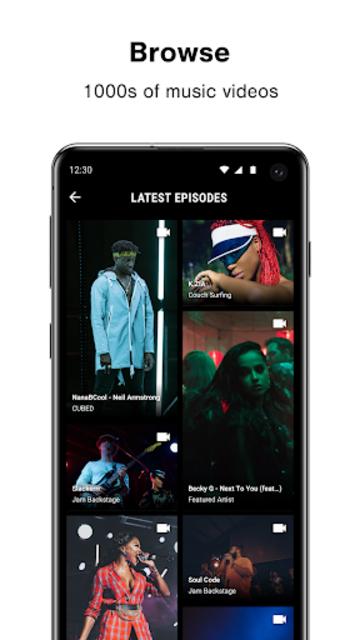 Loudly - Social Music Platform screenshot 3