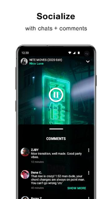 Loudly - Social Music Platform screenshot 5