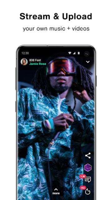 Loudly - Social Music Platform screenshot 8