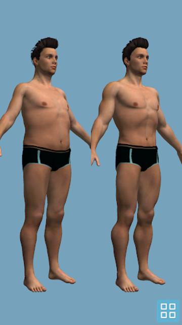 BMI 3D Pro (3D BMI Calculator) screenshot 7
