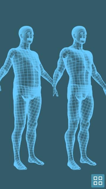 BMI 3D Pro (3D BMI Calculator) screenshot 8