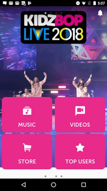 KIDZ BOP Live screenshot 1