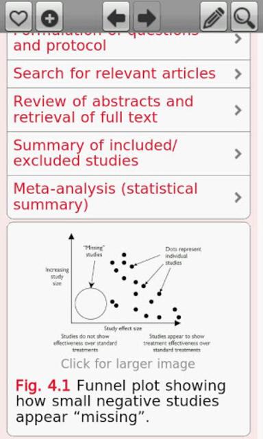 Oxford American H. Psychiatry screenshot 3