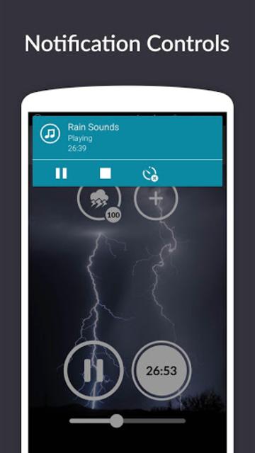 Rain Sounds - Sleep & Relax screenshot 7