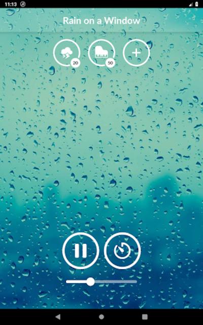 Rain Sounds - Sleep & Relax screenshot 15