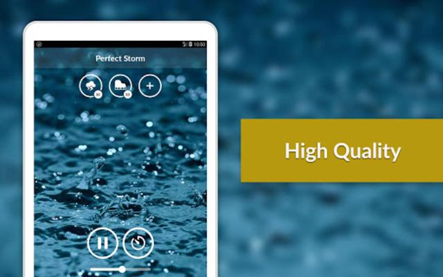 Rain Sounds - Sleep & Relax screenshot 17
