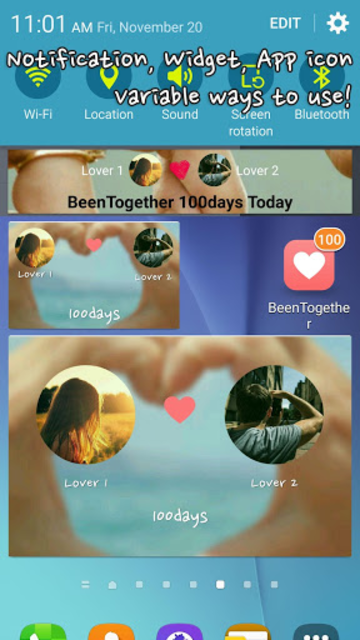 Been Together - Couple D-day screenshot 4