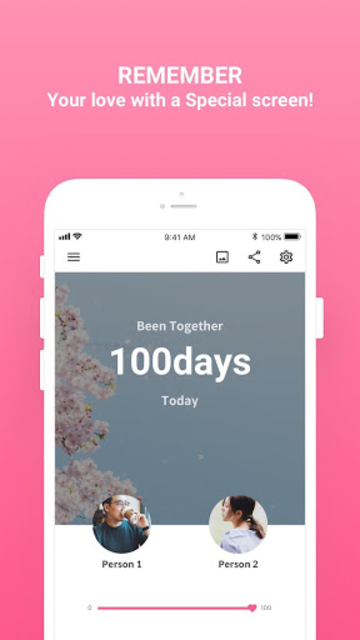 Been Together - Couple D-day screenshot 1
