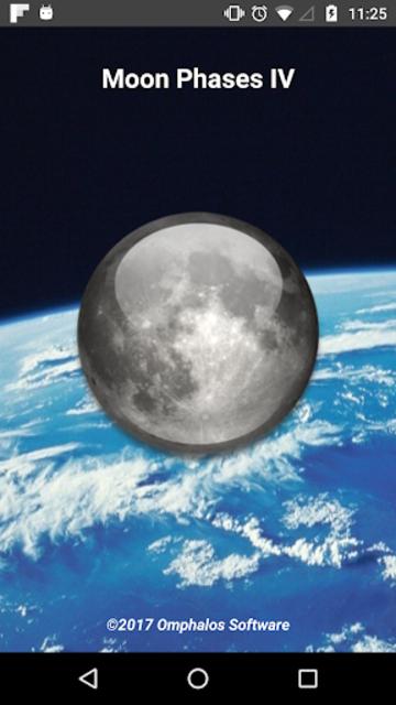 Moon Phases Pro screenshot 1