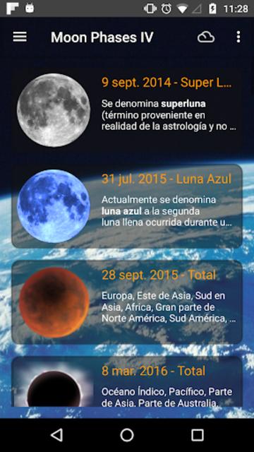 Moon Phases Pro screenshot 8
