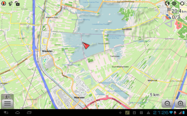 OsmAnd+ — Offline Travel Maps & Navigation screenshot 9