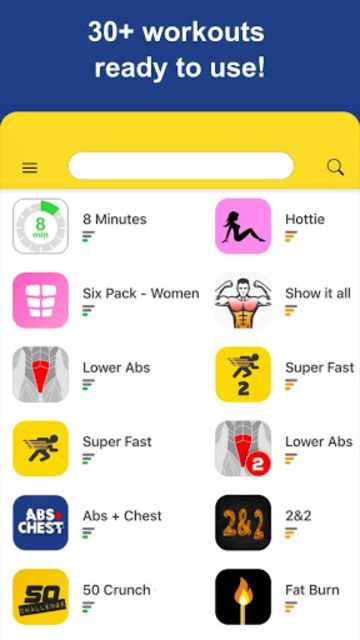 Abs Workout - Daily Fitness screenshot 4