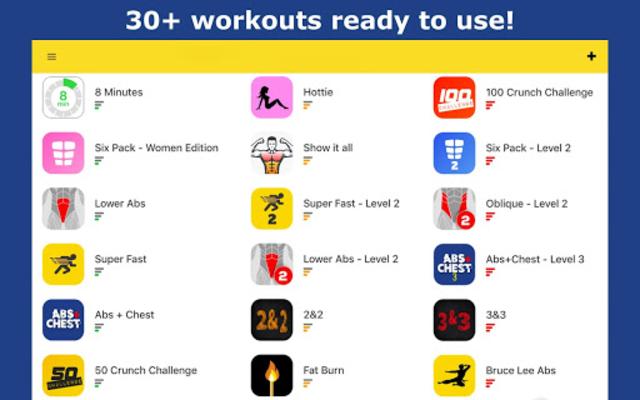 Abs Workout - Daily Fitness screenshot 18