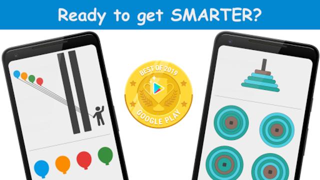 Smarter - Brain training & Mind games screenshot 3