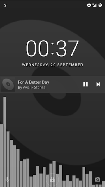 AOSP Music+ screenshot 4