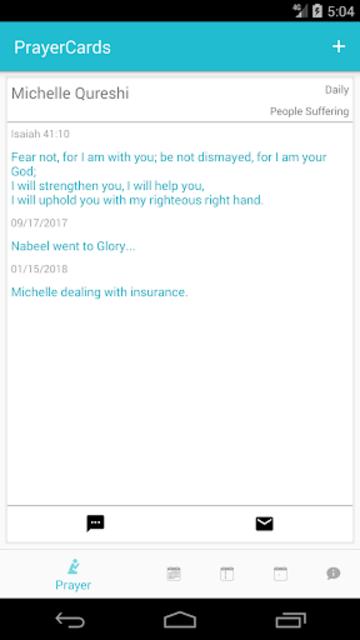 A Praying Life - Prayer Cards screenshot 7