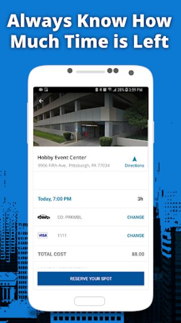 Go Mobile PGH - Powered by Parkmobile screenshot 2