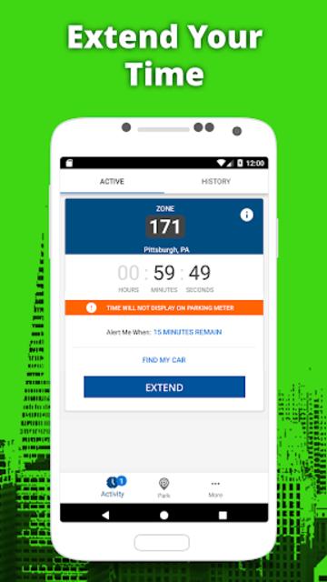 Go Mobile PGH - Powered by Parkmobile screenshot 3