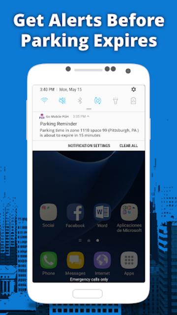 Go Mobile PGH - Powered by Parkmobile screenshot 4
