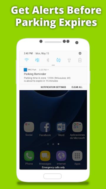 MKE Park - Powered by Parkmobile screenshot 4