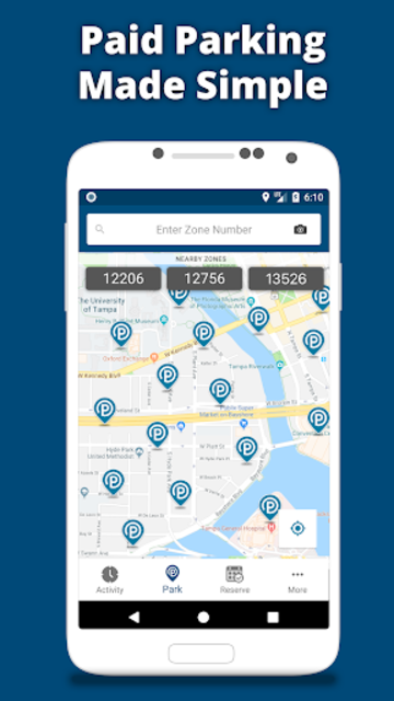 717 Parking - Powered by Parkmobile screenshot 1