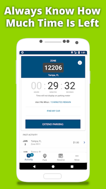 717 Parking - Powered by Parkmobile screenshot 2