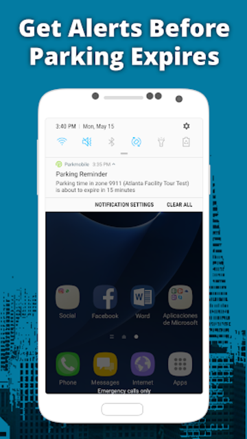 ParkMobile - Find Parking screenshot 6