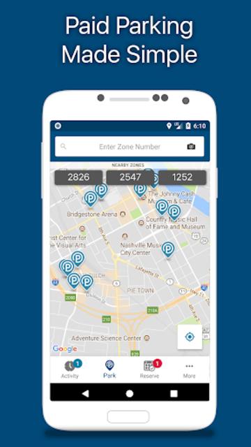 Premier Parking - Powered by Parkmobile screenshot 1