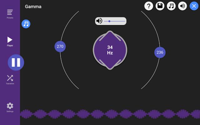 Sleep Beats: Binaural Beat Generator and Brainwave screenshot 6