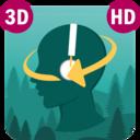 Icon for Sleep Orbit: Relaxing 3D Sounds, White Noise & Fan