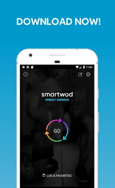 SmartWOD Workout Generator screenshot 6